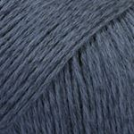 Drops Bomull-lin Uni Colour 21 dark blue